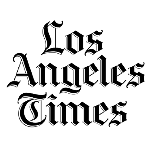 The Los Angeles Times Logo